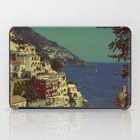 Positano, Italy View iPad Case