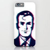 iPhone & iPod Case featuring face by radiozimbra