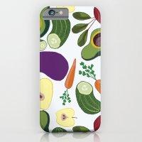vegetables iPhone 6 Slim Case