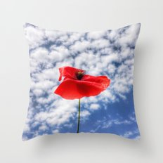 one and amazing Throw Pillow