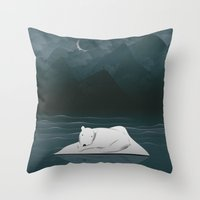 Dreams Made Me Lost Throw Pillow