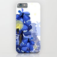 iPhone & iPod Case featuring Grape Hyacinth by Marlene Pixley