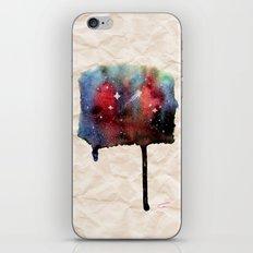 Little Nebula Watercolor iPhone & iPod Skin