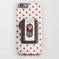 Love Photography iPhone 6 Slim Case