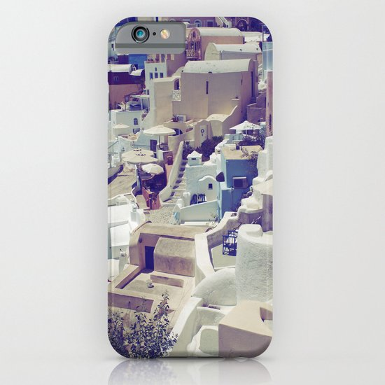 Oia, Santorini, Greece iPhone & iPod Case