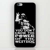 You Don't Know The Power… iPhone & iPod Skin