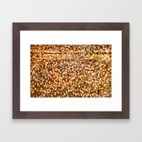 Busy Bees Framed Art Print