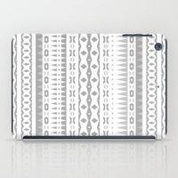 Gray Aztec iPad Case
