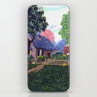 Essex House Cottage By A… iPhone & iPod Skin