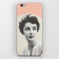 My Elizabeth Taylor iPhone & iPod Skin