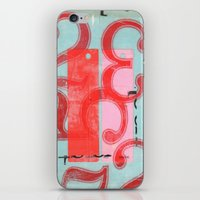Two Hundred And Thirty-F… iPhone & iPod Skin
