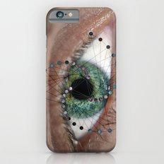 The Geometric Eye iPhone 6 Slim Case