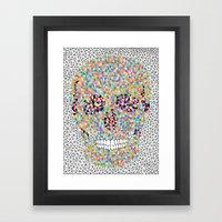 SKLLFCKR Framed Art Print