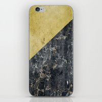 gOld slide iPhone & iPod Skin