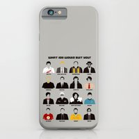 iPhone & iPod Case featuring TV series by le.duc