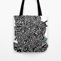 ABC Dream Tote Bag