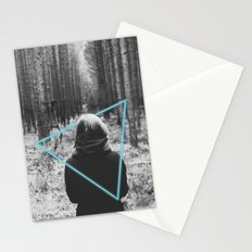 Color in the Woods Stationery Cards
