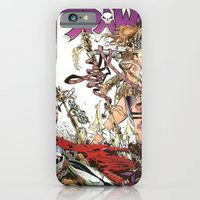 Spawn 9 Cover iPhone 6 Slim Case
