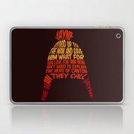 Jayne Hat Laptop & iPad Skin