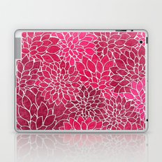 Floral Abstract 19 Laptop & iPad Skin
