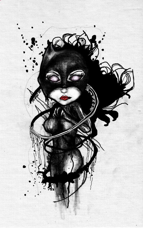 Claw Lynx Art Print