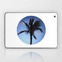 Palm at Sunset Laptop & iPad Skin