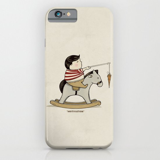 Motivation iPhone & iPod Case