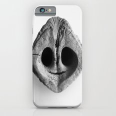 Black Walnut Smile iPhone 6s Slim Case