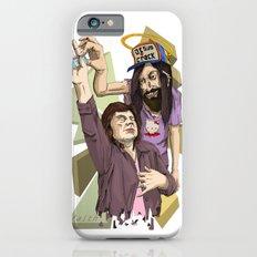 you love jesus-Jesus love's crack Slim Case iPhone 6s