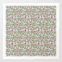 Pattern Project #43 / Pr… Art Print