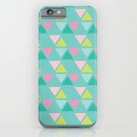 Tropical Triangles iPhone 6 Slim Case