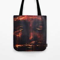 Red II Tote Bag