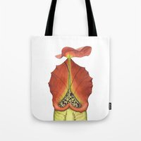 Nepenthes Carnivorous Pl… Tote Bag