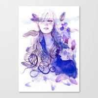 Nausicaa Canvas Print