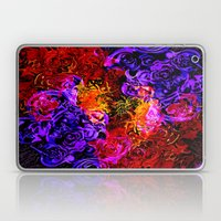 Fire Works Laptop & iPad Skin