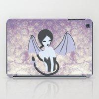 Demon Girl iPad Case