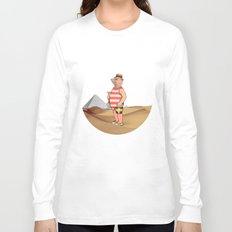 Sandcastles Long Sleeve T-shirt