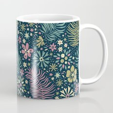 Mystical Forest (Teal and Lilac) Mug