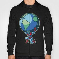 The Weight of the World Hoody