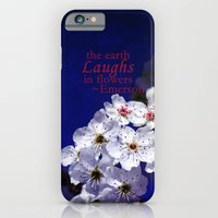 The Earth Laughs In Flow… iPhone 6 Slim Case