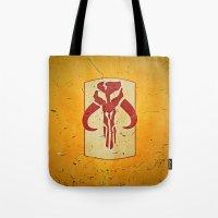 Mandalorian! (1 of 3) Tote Bag