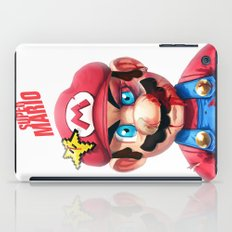 Beat Up Mario iPad Case
