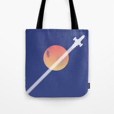 Serenity - Firefly ship Tote Bag
