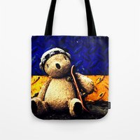 Palin Bear Tote Bag
