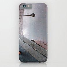 Dublin puddle iPhone 6 Slim Case