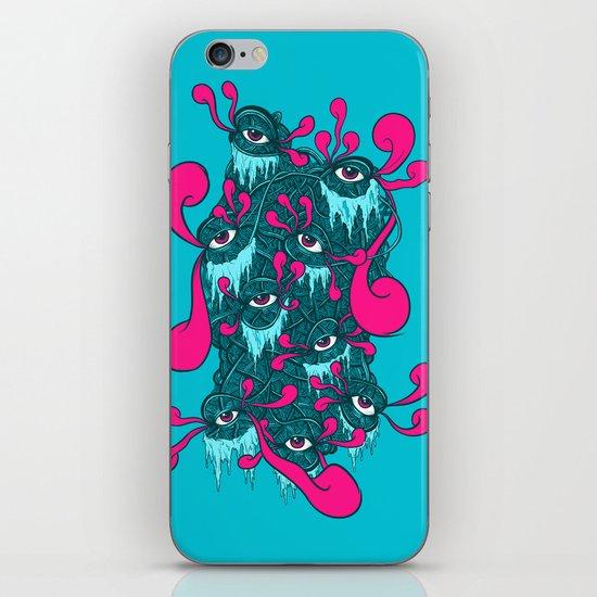 Of The Beholder V2 iPhone & iPod Skin