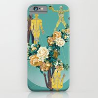 iPhone & iPod Case featuring SUMMER IN YOUR SKIN 03 by Plástica