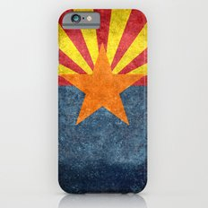 Arizona state flag - vintage retro style iPhone 6s Slim Case