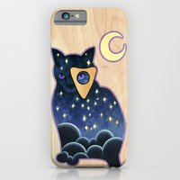 iPhone & iPod Case featuring Ouija Cat by Kiki Stardust (OLD)