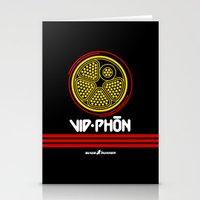 BladeRunner- VidPhon Stationery Cards